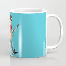 Tegan and Sara: Bategan and Sarobin Coffee Mug