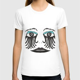 Gothic Face T-shirt