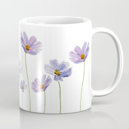 purple cosmos 2 Coffee Mug