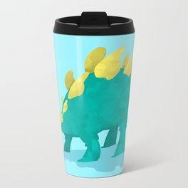 Stegosaurus and his Ball Metal Travel Mug