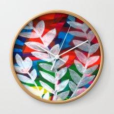Neoplant Wall Clock