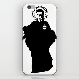 Nick Cave icon saint art iPhone Skin