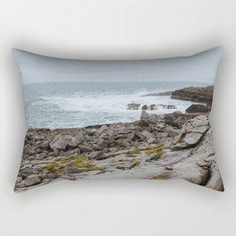 Wild Atlantic Waves - Ireland Rectangular Pillow