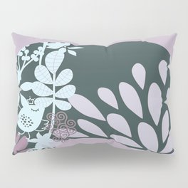 Afro Diva : Sophisticated Lady Pastel Pillow Sham