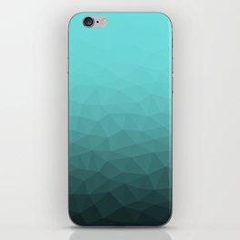 Underwater Tris iPhone Skin