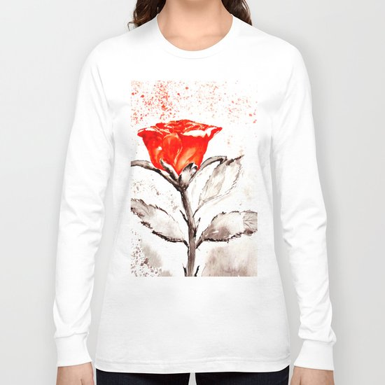 Just another rose Long Sleeve T-shirt