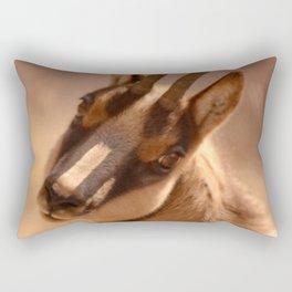 Camoscio Rectangular Pillow