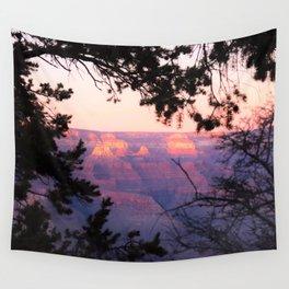 Sunset at Grand Canyon 2 Wall Tapestry