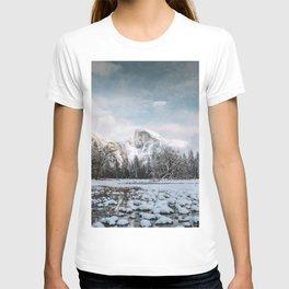 Yosemite Winter Wonderland T-shirt