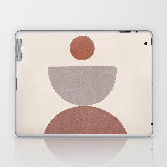 Balancing Elements III Laptop & iPad Skin
