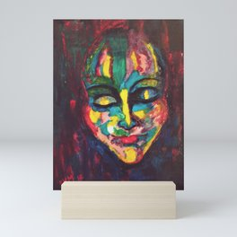 OUT OF THE DARK Mini Art Print