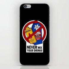 You Bloody Fool! iPhone & iPod Skin