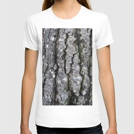 Bark in the Maine Woods T-shirt