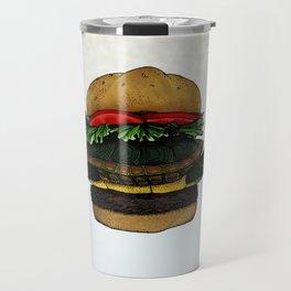 Turtle Sandwich Travel Mug