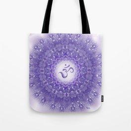 Sahasrara Mandala  Tote Bag