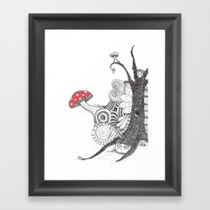 Sleepingland Framed Art Print