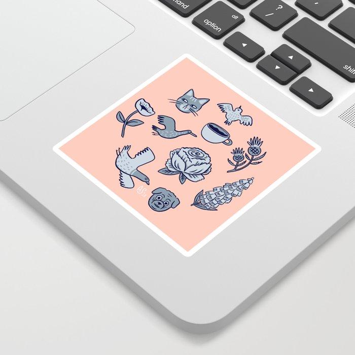 A Few Favorite Things Sticker