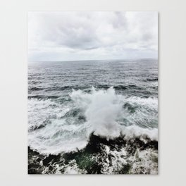 Motion of the Ocean.  Canvas Print
