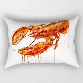 Crawfish Rectangular Pillow