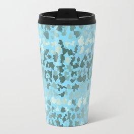 SAFARI TURQUOISE Travel Mug