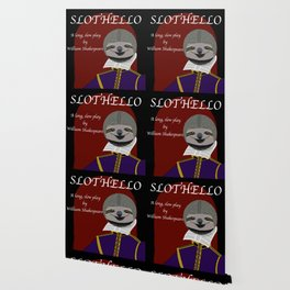 Slothello - a long, slow play by William Shakespeare Wallpaper