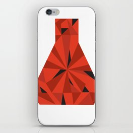 Science Ruby iPhone Skin