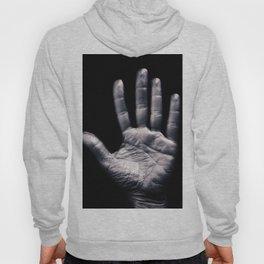 Silver hand Hoody