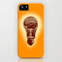 brain stun iPhone Case