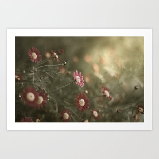 something to look forward to Art Print