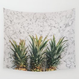 Pineapple Luxe Wall Tapestry