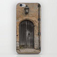 castle door... iPhone & iPod Skin