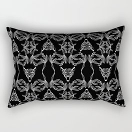 Leopard of the Valley Rectangular Pillow