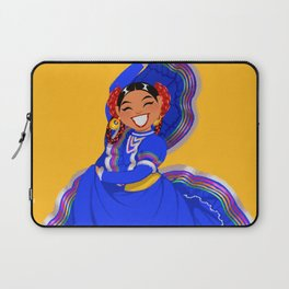 Baile Folklorico Laptop Sleeve