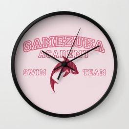 Samezuka - Shark Wall Clock
