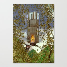 The Joys of Fall in Fameland Canvas Print