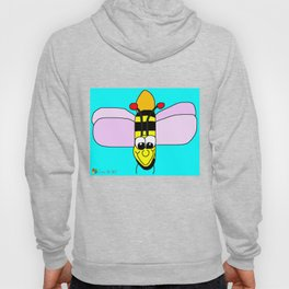 Happy Bumble Bee Hoody