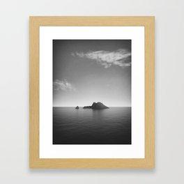Lisca Bianca Framed Art Print