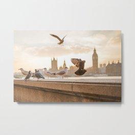 London, Uk Metal Print