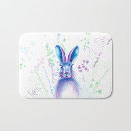 Messy Bunny Bath Mat