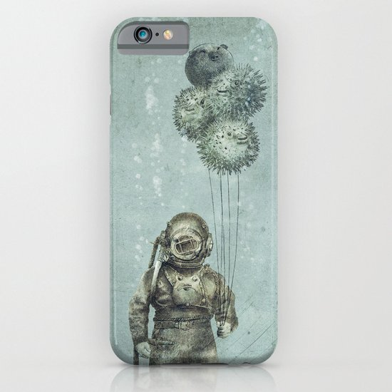 Balloon Fish iPhone & iPod Case