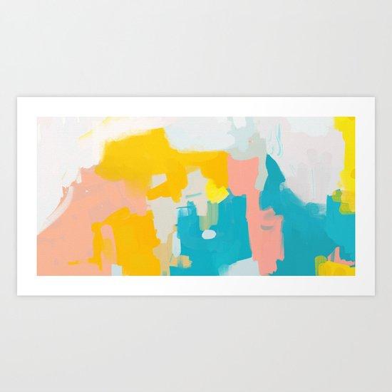 Fresca Art Print