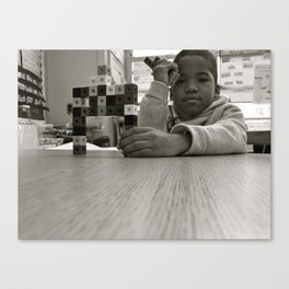 why we can't wait Canvas Print