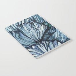 Blue Coral Notebook