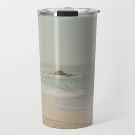 Beach Day Travel Mug