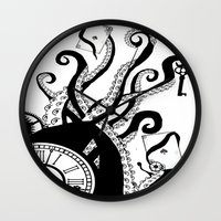 dna Wall Clocks featuring DNA brand by 2EQUALS