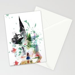 Not in Kansas Anymore v2 Stationery Cards