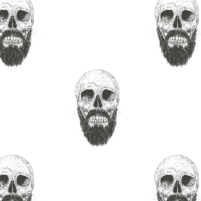 The beard is not dead Leggings