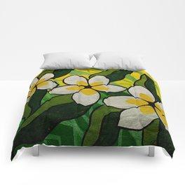 Samoan Pua Comforters