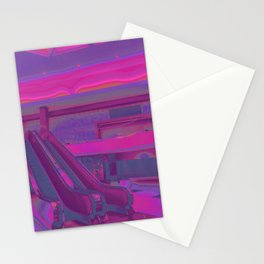 Retail Disco Stationery Cards