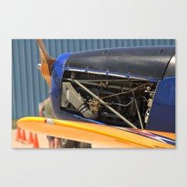 Flying History - 4 Canvas Print